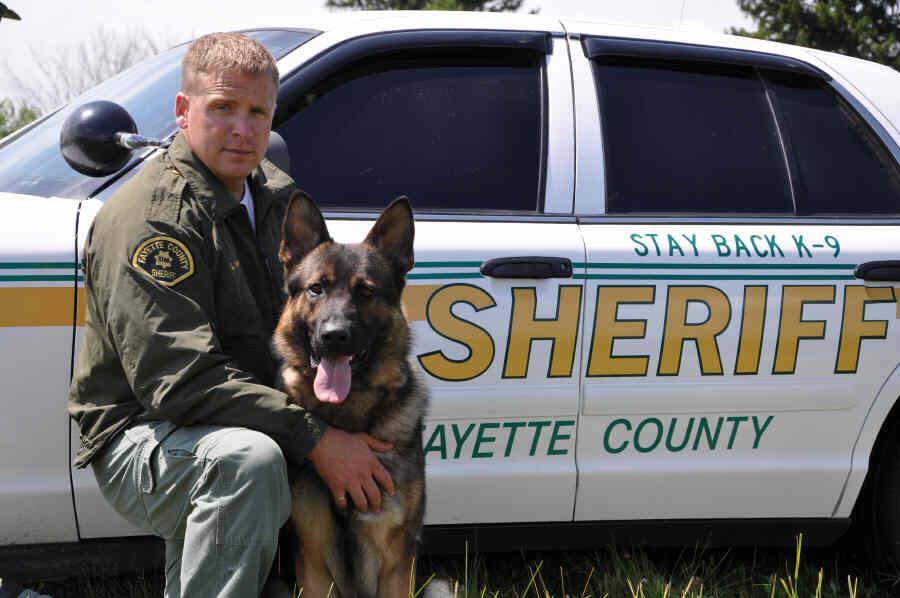 Jackson County Iowa Sheriffs - Keshowazo
